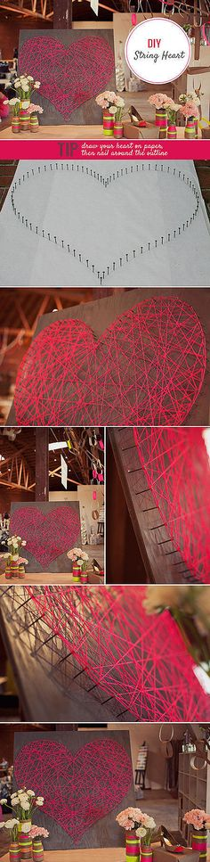 12 Easy DIY String Art Ideas to Hang in Your Home DIY Projects & Creative Crafts – How To Make Everything Homemade - DIY Projects & Creative Crafts – How To Make Everything Homemade Crafts For Girls, Crafts To Do, Arts And Crafts, Teen Crafts, Craft Ideas For Teen Girls, Teen Diy, Diy For Teens, Diy Room Decor For Teens, Kids Diy