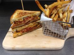 Grilled Bacon  Pimento Cheese #Lunch Special #avleats