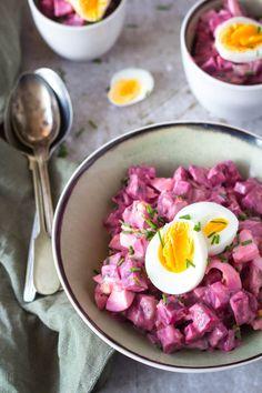 Veggie Recipes, Salad Recipes, Vegetarian Recipes, Cooking Recipes, Healthy Recipes, Cooking Ideas, Salade Healthy, Healthy Salads, Healthy Drinks