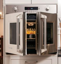 """GE Monogram 30"""" Single Convection Oven Stainless"""