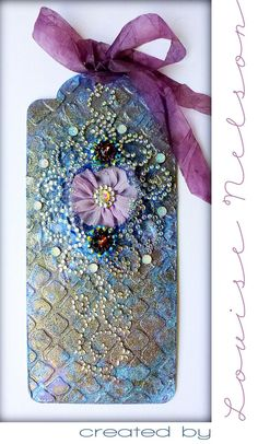 an Uninterrupted view: Prima Marketing Creative Fun :) :) :) Atc Cards, Card Tags, Journal Cards, Paper Pocket, Lavinia Stamps, Handmade Gift Tags, Prima Marketing, Blank Cards, Tag Art