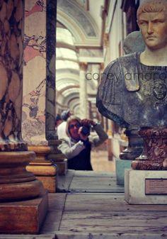 Roman sculpture at the Louvre
