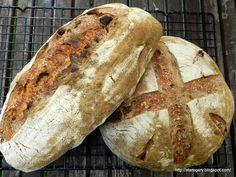 Stare Gary: Normandzki chleb jabłkowy - wrześniowa piekarnia