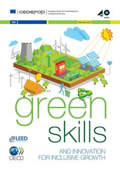 Green skills and innovation for inclusive growth   Cedefop
