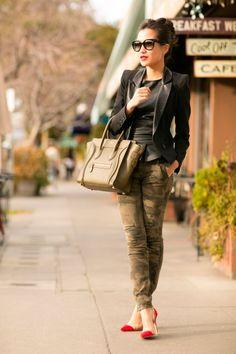 Leather - Cuero - casaca
