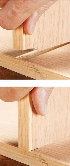 AW Extra 10/25/12 - Frameless Cabinet Joinery - Popular Woodworking Magazine