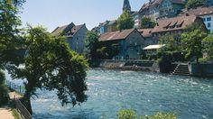 Por el Camino en altura del Jura desde Brugg al tilo de Linn y hasta el Staffelegg - Suiza Tourismo