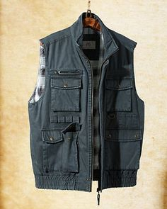 My go-to fall vest