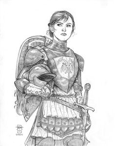 Alexsi of Rogarvia by Everwho on DeviantArt #fighter #paladin