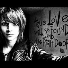 """True love will be found behind the right door."" <3 Johan ""Jaybee"" Brolin, Her Bright Skies"