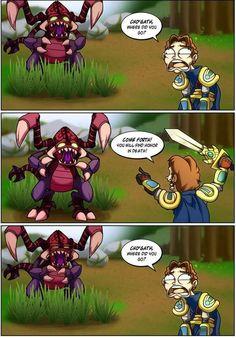 League Of Legends Logic| the grass is always op.