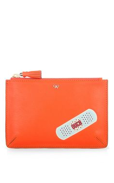 Loose Pocket Small Ouch - Anya Hindmarch Resort 2016 - Preorder now on Moda Operandi