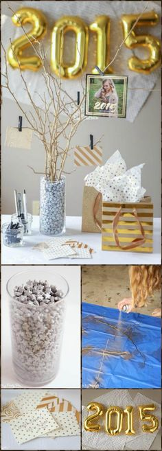 50+ DIY Graduation Party Ideas & Decorations - Page 3 of 4 - DIY & Crafts