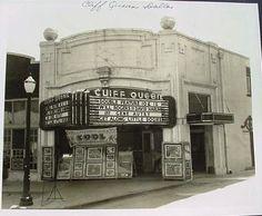 Cliff Queen movie theater, Oak Cliff, Dallas, Texas by coltera, via Flickr