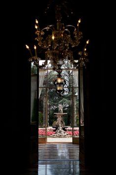 Villa Cassoli Pellegrini.  Photo by Franco Milani