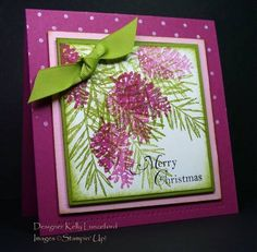 CC129-Merry Christmas by atomicbutterfly - Cards and Paper Crafts at Splitcoaststampers