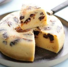 Flan breton à la crème de marron