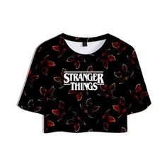 Things clothes Stranger Things t shirt Crops Tops SE – deevybuy Stranger Things t shirt Crops Tops SE – deevybuy Grunge Look, 90s Grunge, Grunge Style, Grunge Outfits, Soft Grunge, Girls Fashion Clothes, Teen Fashion Outfits, Crop Top Outfits, Cute Casual Outfits