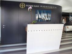 Stand Perini Navi - Fort Lauderdale 2011