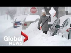 Winter Storm, Snow And Ice, Slammed, Youtube, York, News, Youtubers, Youtube Movies