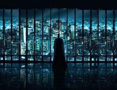 Batman & Architecture: The Dark Knight Rises and Gotham's Buildings Fall