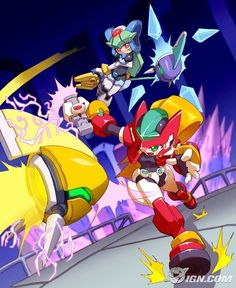 mega-man-zx-20060908044519413.jpg Photo by lily1425 | Photobucket