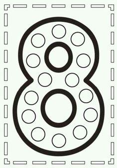 Printable Number Spinners 1 to 20 - Number Sense Preschool Writing, Numbers Preschool, Math Numbers, Learning Numbers, Writing Numbers, Preschool Classroom, Kindergarten Math, Preschool Crafts, Kids Math Worksheets