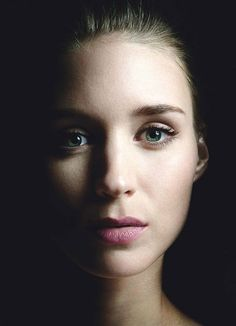 Rooney Mara: Her transformation to Lisbeth in The Girl With The Dragon Tattoo is so extreme and awesome. The Lisbeth Salander character fascinates me.