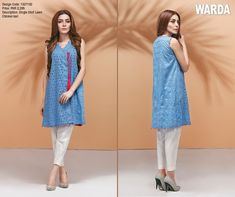 Warda Chicken Kari Lawn Collection 2017 Full Catalogue,It's essential to light up your Spring Evening party with your staggering and astonishing look In the Chicken Kari Suits, Pakistan Fashion, Evening Party, Beauty Hacks, Beauty Tips, Lawn, Catalog, Summer Dresses, Collection