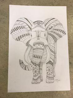 Doodle Inspiration, Doodles, Art, Craft Art, Kunst, Donut Tower, Art Education, Zentangle, Sanat