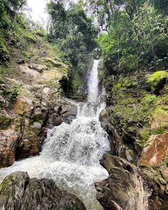 10 Destinos Baratos en Colombia | Viaja con menos de $250 mil Waterfall, Outdoor, Nature, Travel Tips, Wanderlust, Tourism, Colombia, Places, Outdoors