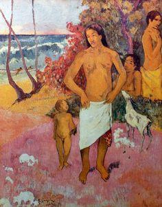 Les Baigneuses - 1902 - Paul GAUGUIN
