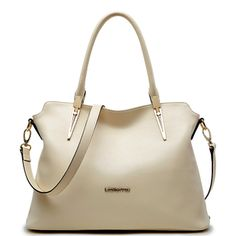 Old head leather handbag shoulder bag diagonal female bag killer in Europe  and America fashionable large capacity bag lady ff36da01ffe5f