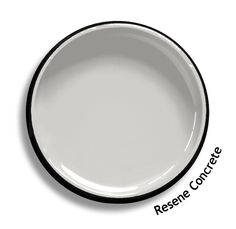 sene Concrete is a frosted silver grey that gives a wet cement look. From the Resene Whites & Neutrals colour collection. Try a Resene testpot or view a physical sample at your Resene ColorShop or Reseller before making your final colour choice. www.resene.co.nz