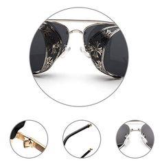 ad9f9d2269 Tienda Online COLECAO STEAMPUNK gafas de Sol de Las Mujeres 2016 Gafas de  Sol de Los