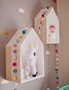 Casas para decorar habitaciones infantiles, una tendencia deco | Decorar tu casa es facilisimo.com