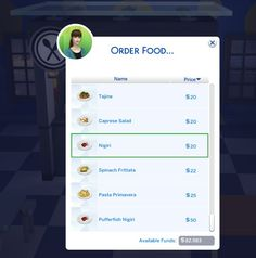 Mod The Sims - All in One Food Stall