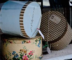 How to Make a Hat Box I read a tip on another site to use mat board, as it is stronger and longer than poster board