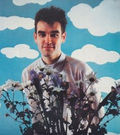 This is Morrissey.   Why Morrissey Is The Best Member Of The Smiths