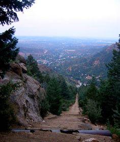 Manitou Springs Incline, Manitou Springs, Colorado