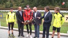 Tirol rüstet sich für vier Weltmeisterschaften Bob, Action, Sports, 2016 Movies, Biathlon, World, Group Action, Bob Cuts, Sport