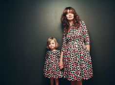 Perfect for JolieJackie & me - Mother Daughter Matching Dresses  Mother Daughter van OffOn op Etsy