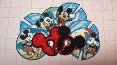 Mickey GTube Covers by Feediefriends on Etsy, $5.00