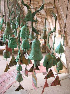P. Soleri Bells - exquisite!