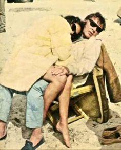 Best couple EVER. Elizabeth Taylor and Richard Burton. Love love love