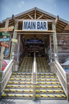 An Oral History of the Flora-Bama -- Let the Record Show - Mobile Bay - July 2013 - Alabama