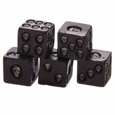 A new nice & cool item Dice with Death -... is on your way! http://www.nice-and-cool.com/products/gambling-death-gothic-grinning-skulls-dices-5-pcs-set?utm_campaign=social_autopilot&utm_source=pin&utm_medium=pin