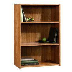 Bookcase Bookshelf Storage Cabinet Organizer With 2 Adjustable Shelves & Enclosed Back Panel Display Stand For Books Awards Photos Collectibles Plants Perfect For Living Room Study Room Bedroom 3 Shelf Bookcase, Bookshelf Storage, Open Bookcase, Wall Shelves, Bookcases, Cheap Bookshelves, Book Storage, Book Shelves, Storage Rack