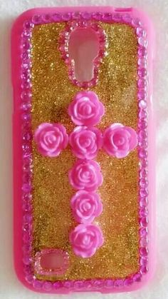 Samsung S4 míni Cell Phone Cases, Birthday Candles, Samsung, Deco, Mini, Handmade, Hand Made, Phone Case, Decor