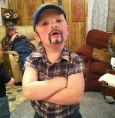 Larry the Cable Guy Quotes | Larry the cable guy costume...so cute!